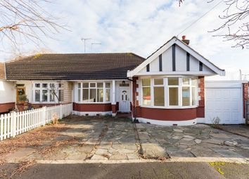 Thumbnail 2 bed semi-detached bungalow for sale in Grosvenor Gardens, Woodford Green
