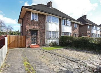 Thumbnail 3 bed terraced house to rent in Greenford Avenue, Hanwell