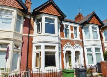 Thumbnail 4 bedroom terraced house to rent in Summerfield Avenue, Heath, Cardiff