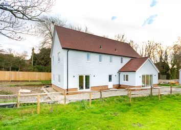 Thumbnail 4 bed detached house for sale in Pluckley Road, Charing