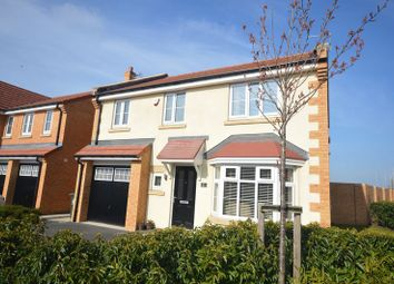 Thumbnail 4 bedroom detached house for sale in Victoria Grove, Whitley Bay