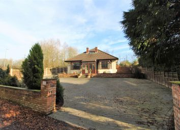 Thumbnail 4 bed detached bungalow for sale in Old Hall Lane, Middleton, Manchester