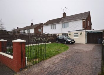 Thumbnail 3 bed semi-detached house for sale in Sutton Road, Camberley, Surrey