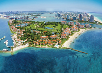Thumbnail 3 bed apartment for sale in 7000 Fisher Island Dr, Miami Beach, Fl 33109, Aventura, Miami-Dade County, Florida, United States