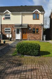 Thumbnail 2 bedroom end terrace house for sale in Belmont Road, Stoke-On-Trent, Staffordshire
