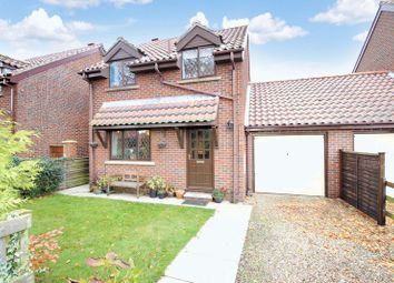 Thumbnail 3 bed link-detached house for sale in Mayfield Drive, Seamer, Scarborough
