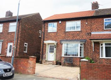 Thumbnail 4 bedroom semi-detached house for sale in Johnson Estate, Wheatley Hill