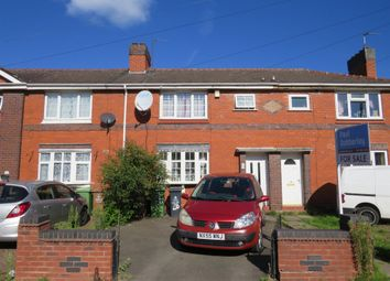 3 bed terraced house for sale in Berry Avenue, Wednesbury WS10