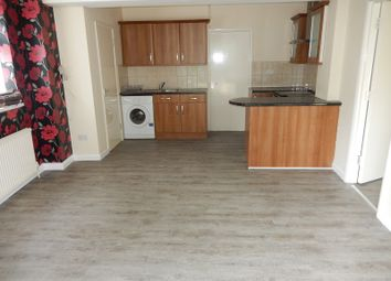 Thumbnail 1 bed property to rent in Saxton Street, Gillingham, Kent.