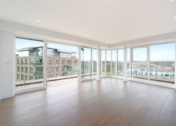 Thumbnail 2 bed flat to rent in Grayston House, 1 Ottley Drive, Kidbrooke Village, London