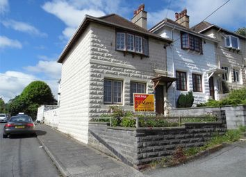 Thumbnail 3 bed terraced house for sale in 32 St Davids Place, Goodwick, Pembrokeshire
