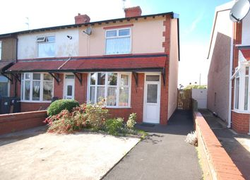 Thumbnail 2 bed end terrace house for sale in Marton Drive, Blackpool