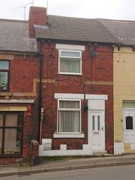 Thumbnail 2 bed terraced house to rent in Creswell Road, Clowne