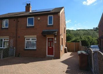 Thumbnail 3 bed semi-detached house for sale in Sugar Well Road, Leeds, West Yorkshire
