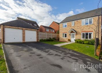 Thumbnail 4 bed detached house to rent in Greylag Gate, Newcastle Under Lyme, Staffordshire