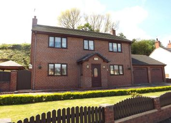 Thumbnail 4 bed detached house for sale in High Street, Bagillt, Flintshire