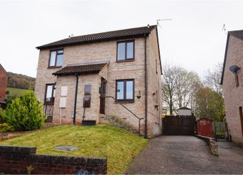 Thumbnail 2 bed semi-detached house to rent in High Meadow, Monmouth