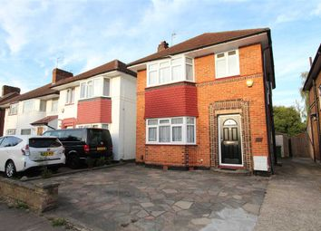 Thumbnail 3 bedroom detached house to rent in Cheyneys Avenue, Canons Park, Edgware