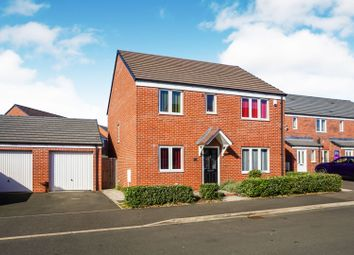 Thumbnail 4 bed detached house for sale in Culey Green Way, Birmingham