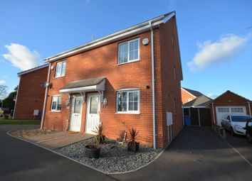 Thumbnail 3 bedroom semi-detached house for sale in Pinebanks, Lowestoft