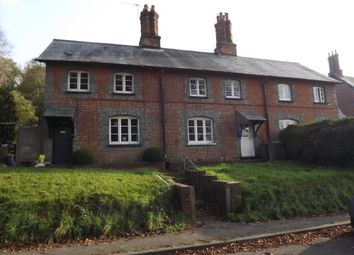 Thumbnail 3 bed terraced house for sale in Laverstoke, Whitchurch, Hampshire