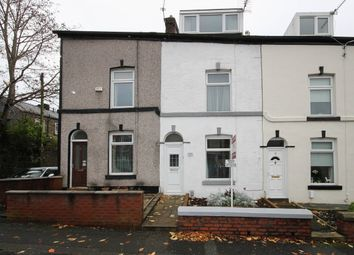 Thumbnail 3 bed terraced house for sale in Hough Lane, Bromley Cross, Bolton
