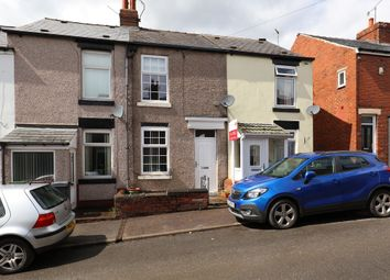Thumbnail 2 bed terraced house for sale in Alexandra Road, Dronfield