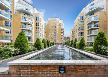 Thumbnail 2 bed flat to rent in Dovecote House, Water Gardens Square, Canada Water