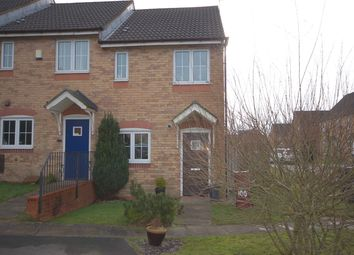 Thumbnail 2 bedroom town house to rent in Lindisfarne Avenue, Blackburn