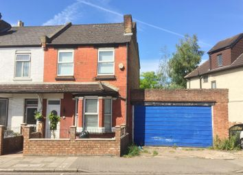 Thumbnail 3 bed end terrace house for sale in Hounslow Road, Whitton, Twickenham