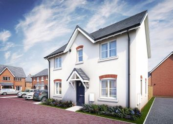 Thumbnail 3 bed semi-detached house for sale in 24 Red Kite Rise, Hunts Grove, Hardwicke