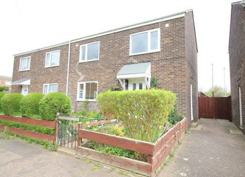 Thumbnail 3 bedroom semi-detached house for sale in Maple Drive, Huntingdon