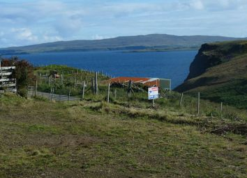 Thumbnail Detached house for sale in Borreraig: Plot & Croft, Full Planning, Services On Site, Nw Skye