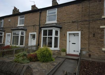 Thumbnail 2 bedroom terraced house to rent in Compstall Road, Marple Bridge, Stockport