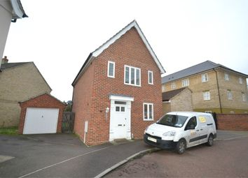 Thumbnail 4 bed detached house to rent in Mascot Square, Colchester