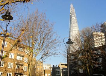 Thumbnail 1 bed flat to rent in Newcomen Street, London