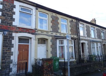 Thumbnail 5 bed property to rent in John Street, Treforest, Pontypridd