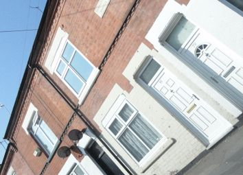 Thumbnail 4 bedroom shared accommodation to rent in Grasmere Street, Leicester