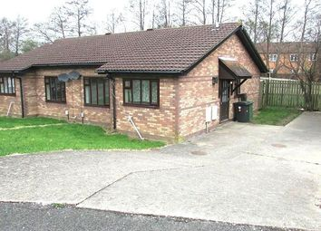 Thumbnail 2 bedroom semi-detached house to rent in Jasmine Drive, St Mellons, Cardiff.