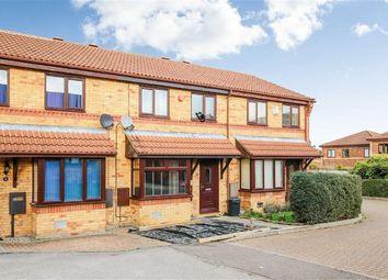 Thumbnail 3 bed terraced house for sale in Rathbone Close, Crownhill, Milton Keynes, Buckinghamshire