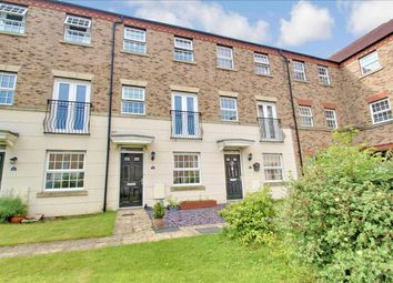 Thumbnail 4 bed terraced house for sale in Squirrel Chase, Witham St Hughs, Lincoln