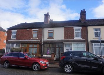 Thumbnail 2 bed terraced house for sale in Whieldon Road, Mount Pleasant, Stoke-On-Trent