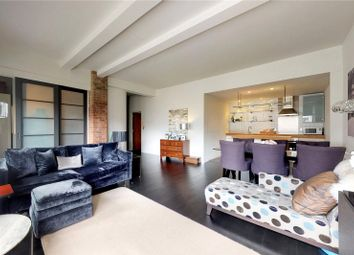 Thumbnail 2 bed property for sale in Ziggurat Building, 60-66 Saffron Hill, London