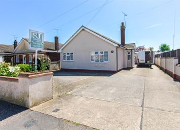 Thumbnail 3 bed detached bungalow for sale in Wembley Avenue, Mayland, Chelmsford