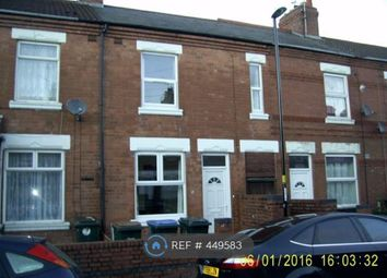 Thumbnail Room to rent in Caludon Road, Coventry