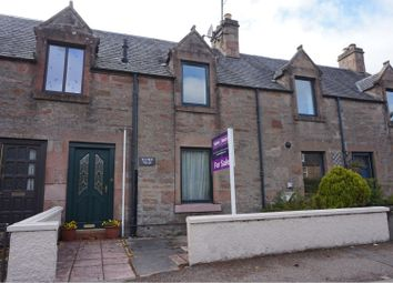 Thumbnail 2 bed cottage for sale in High Street, Conon Bridge