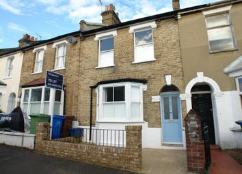 Thumbnail 2 bed terraced house to rent in Goodrich Road, East Dulwich, London