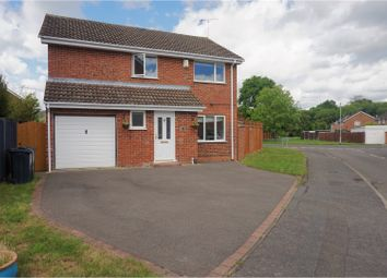 Thumbnail 4 bed detached house for sale in Charminster, Ashford
