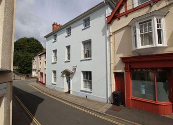Thumbnail Commercial property for sale in Castle Street, Brecon