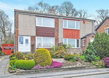 Thumbnail 3 bed semi-detached house for sale in Hallowes Park Road, Cullingworth, Bradford
